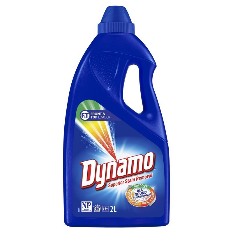Dynamo Regular Liquid 2 Litres | Tuggl