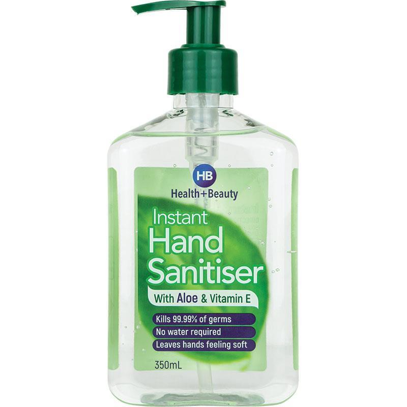 Buy Health Beauty Hand Sanitiser 120ml Online At Chemist Warehouse