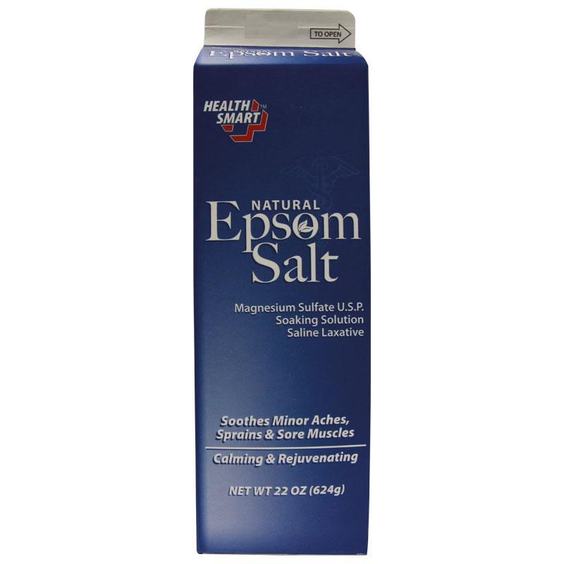 Is Epsom Salt A Natural Product