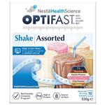 Optifast VLCD Shake Assorted Pack 10 x 53g New