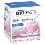 Optifast VLCD Shake Strawberry 12 x 53g New