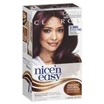 Clairol Nice & Easy 3.5BG Dark Burgundy Brown