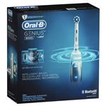 Oral B Genius 8000 Silver Power Toothbrush