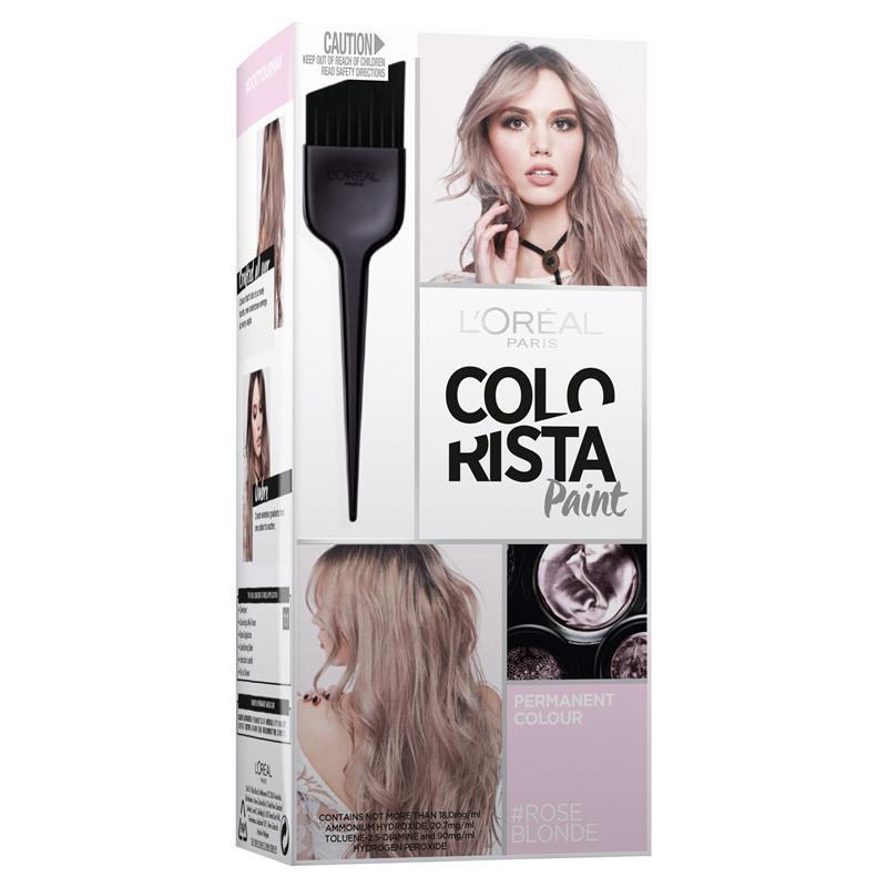 Buy L Oreal Colorista Paint Rosegold Online At Chemist