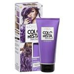 L'Oreal Paris Colorista Semi-Permanent Hair Washout - Purple (Lasts up to 7 Shampoos)