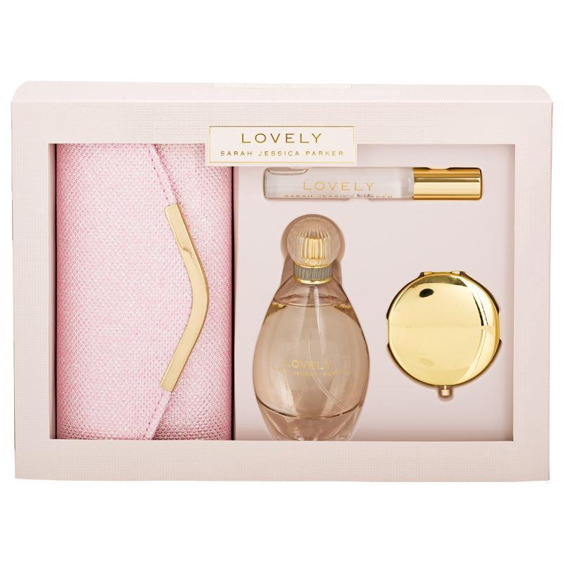 Buy Sarah Jessica Parker Lovely Eau De Parfum 100ml Plus Compact And