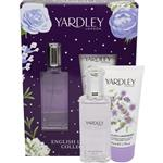 Yardley English Lavender Eau de Toilette 50ml 2 Piece Set