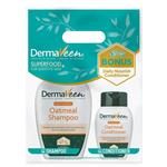 Dermaveen Daily Nourish Oatmeal Shampoo 1 Litre + Conditioner 250ml