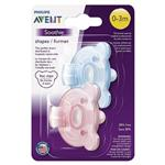 Avent Bear Soothie 0-3months