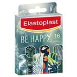 Elastoplast Prints Be Happy Strips 16 Pack