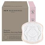 New Beginnings Bamboo Breast Pads 50 Pack