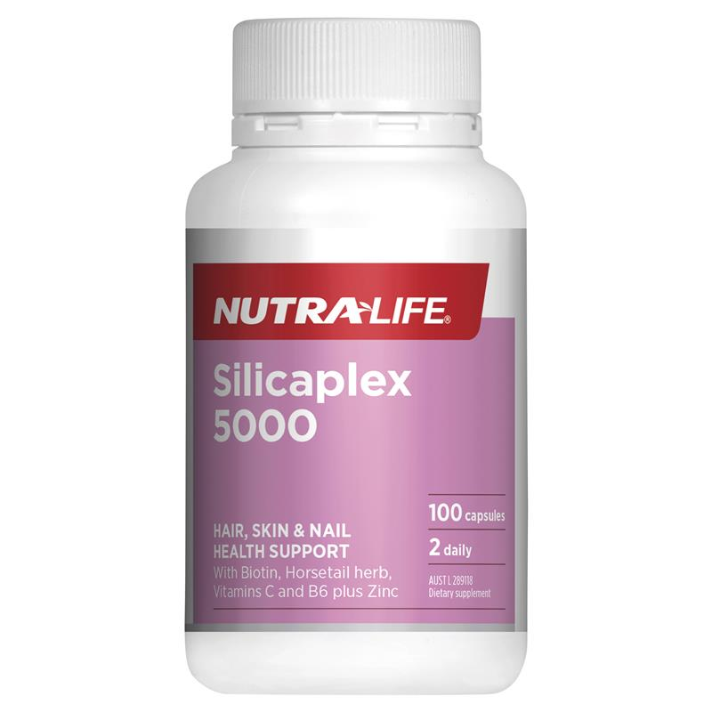 Nutra-Life Silicaplex 5000 100 Capsules at Chemist Warehouse in Campbellfield, VIC | Tuggl