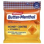 Buttermenthol Honey 3x10 Lozenge Multipack