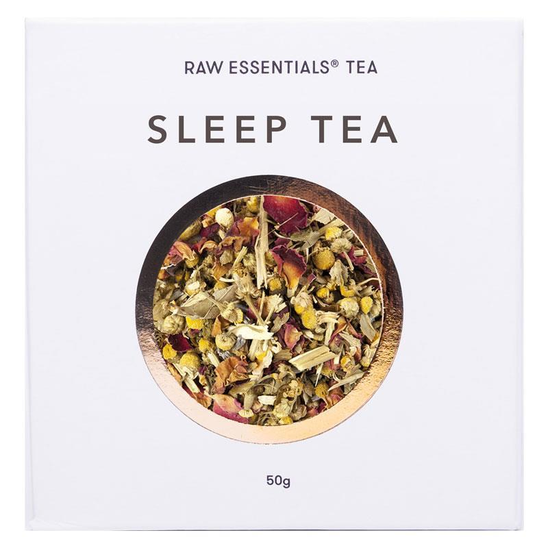 Raw Essentials Sleep Blend Loose Leaf Tea at Chemist Warehouse in Campbellfield, VIC | Tuggl