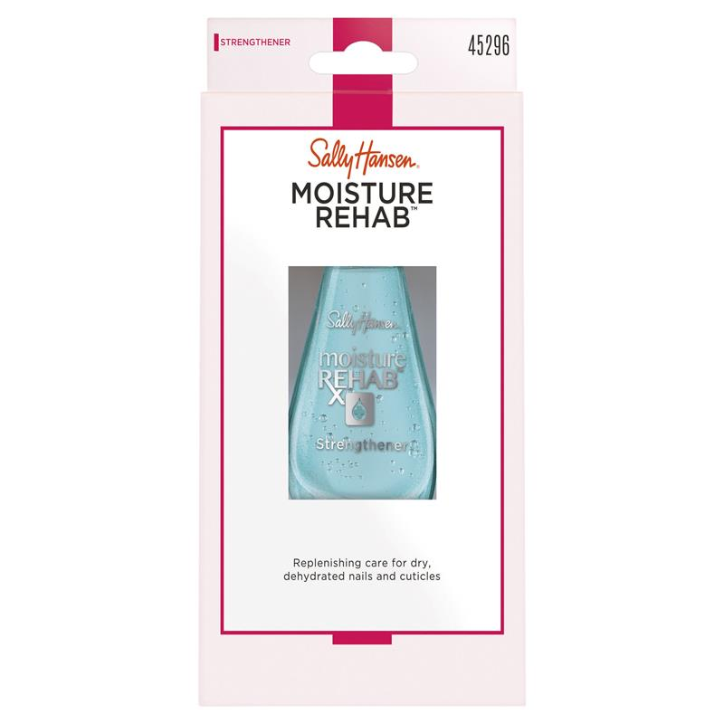 Buy Sally Hansen Moisture Rehab Overnight Nail Serum Online