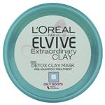 L'Oreal Elvive Extraordinary Clay Detox Pre Shampoo Mask 150ml