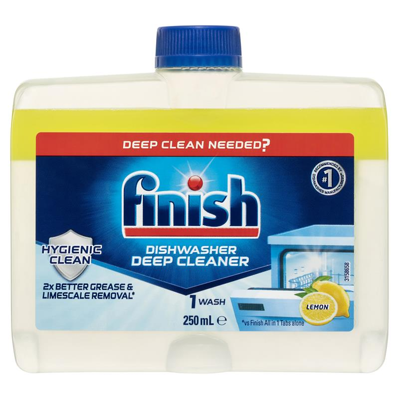Finish Dishwasher Cleaner Lemon 250mL at Chemist Warehouse in Campbellfield, VIC | Tuggl