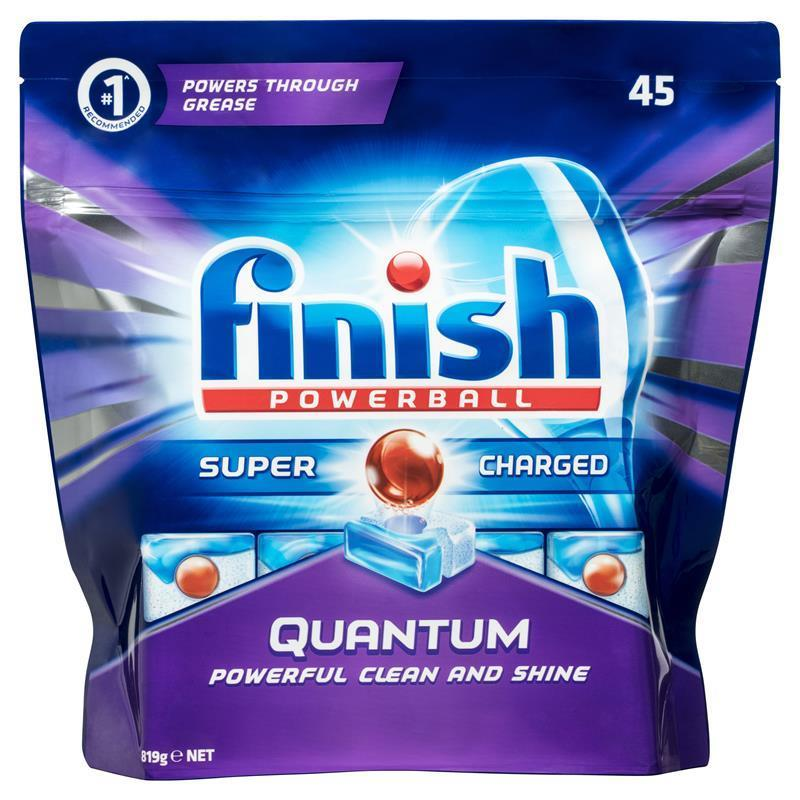 Buy Finish Powerball Quantum Dishwasher Tablets Original