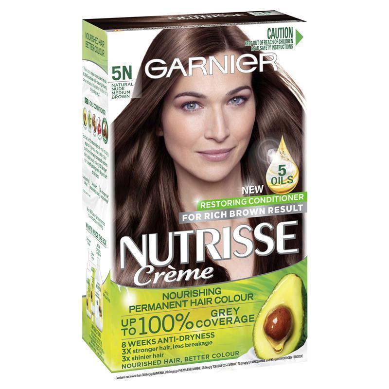 Garnier Nutrisse Nourishing Permanent Hair Color Crème 613