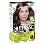 Garnier Nutrisse 5N Nudes Collection Medium Brown