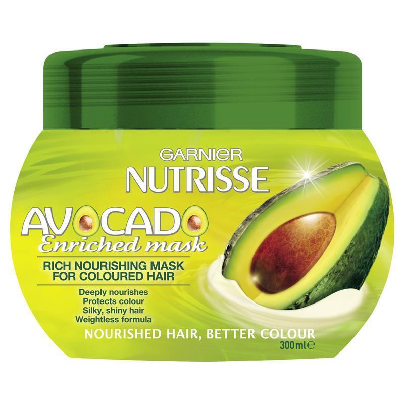 Buy Garnier Nutrisse Avocado Enriched Mask 300ml Online At Chemist