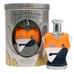 AFL Fragrance GWS Giants Football Club Eau De Toilette 100ml Spray 2017
