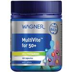 Wagner Multivite For 50+ 100 Capsules