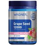 Wagner Grapeseed 12000 300 Capsules