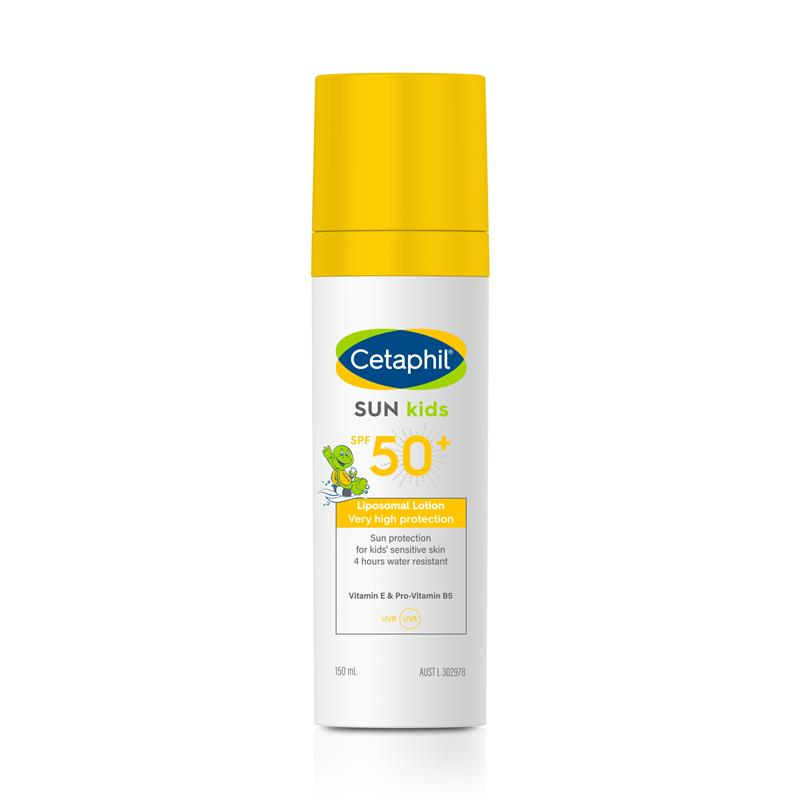 Cetaphil Sun SPF 50+ Kids Lotion 150ml at Chemist Warehouse in Campbellfield, VIC | Tuggl