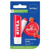 Nivea Lip Care Strawberry 4.8g by Sun Care