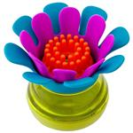 Boon Forb Mini Palm Dish Brush Blue Online Only