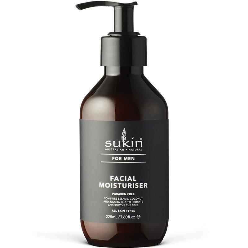 Buy Sukin For Men Moisturiser 225ml Online at Chemist Warehouse®