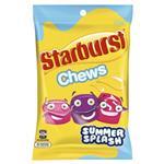Starburst Summer Splash Chews 170g