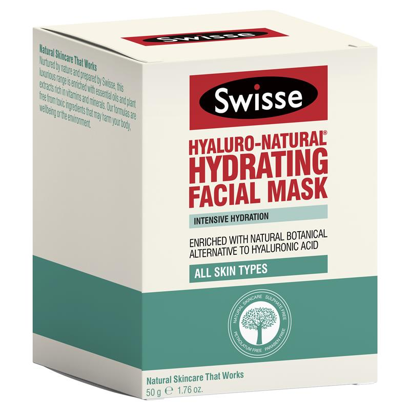 Remarkable idea Rehydrating facial mask simply