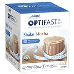 Optifast VLCD Shake Mokka 12 x 53g