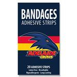 AFL Bandages Adelaide Crows 20 Pack