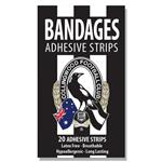 AFL Bandages Collingwood Magpies 20 Pack