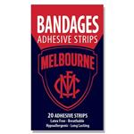 AFL Bandages Melbourne Demons 20 Pack