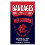 AFL Bandages Melbourne Demons 20 Pack