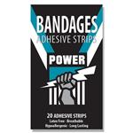 AFL Bandages Port Adelaide Power 20 Pack