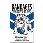 NRL Bandages Canterbury Bulldogs 20 Pack