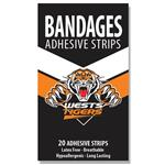 NRL Bandages West Tigers 20 Pack