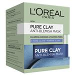 L'Oreal Paris Pure Clay Blemish Rescue Mask 50ml