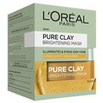 L'Oreal Paris Pure Clay Bright Mask 50ml