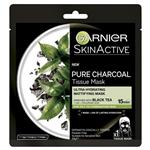 Garnier Skin Active Pure Charcoal Black Tea Mask