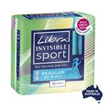Libra Pads Sport Regular 12 Pack
