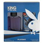 Playboy King Eau De Toilette 100ml 2 Piece Gift Set