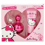 Hello Kitty Eau de Toilette 3 Piece Set