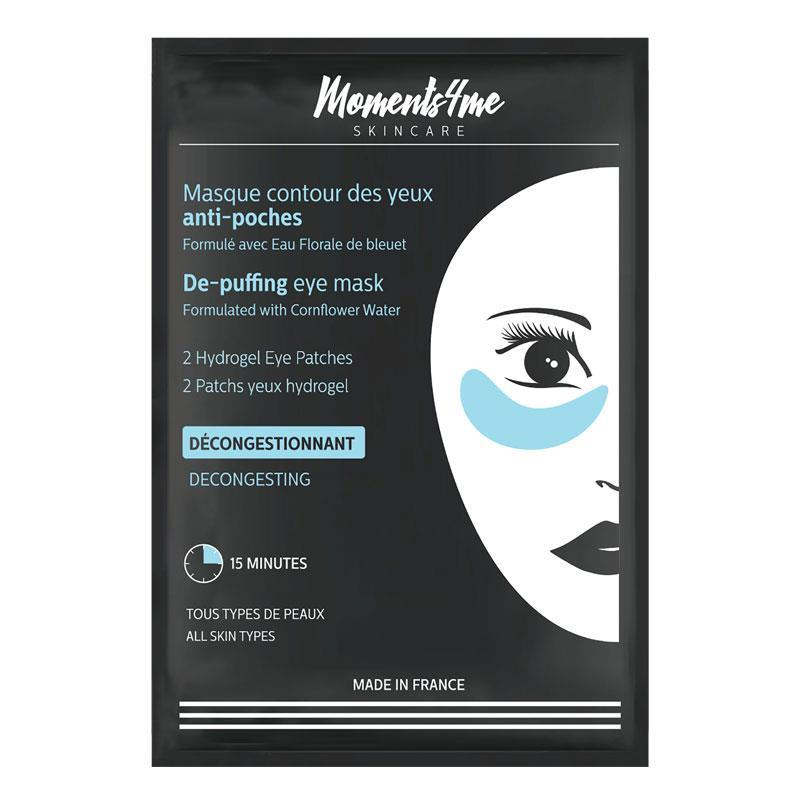 Moments4Me Bio Cellulose De Puffing Eye Mask | Tuggl
