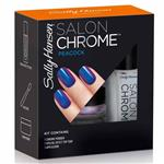 Sally Hansen Peacock Chrome Kit